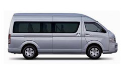 Toyota Hiace Long Wheel Base Coach